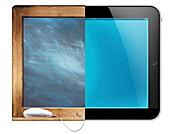 Display technologies,conceptual image