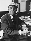 Albert Blakeslee,US botanist