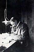 Jacques Loeb,German-US physiologist