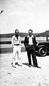 Neel and Miller,US geneticists