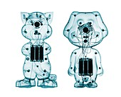 Electronic toys,X-ray