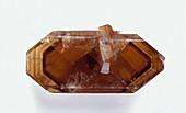 Baryte crystal
