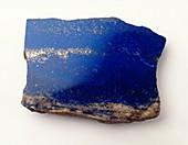 Lapis lazuli,close-up