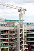 Expansion work on terminal two
