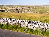 A country road out of Malham