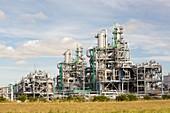 A BP chemical plant at salt End