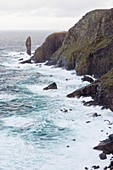The Old Man of Stoer,a sea stack
