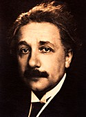 Albert Einstein,Swiss-German physicist