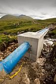 700 Kw hydro power plant,Mull