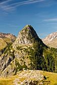 Mont Chetif above Courmayeur