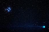 Comet Lovejoy,2015