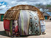 Gabra hut,Kenya