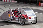 Fuel-efficient vehicle competition