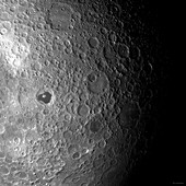Far side of the Moon,optical image