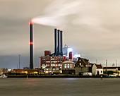 H.C. Orsted Power Station,Denmark