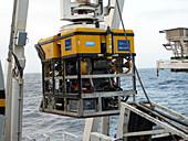 Holland marine ROV