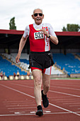 Charles Eugster 95 senior British athlete
