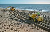 Beach repair