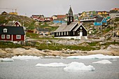 Ilulissat on Greenland