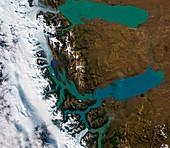 Los Glaciares National Park,Argentina
