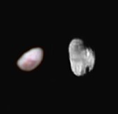 Pluto's moons Nix and Hydra
