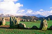 Castlerigg Stone circle,UK