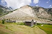1991 Randa landslide,Switzerland