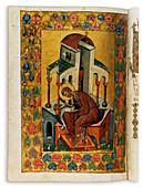 Slavonic Gospels,1429
