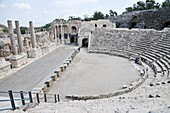 Israel,Bet Shean Roman theatre