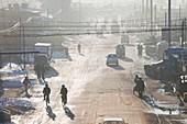 Air pollution,China