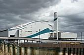 Belvedere incinerator