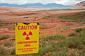 Uranium mill clean up project,USA