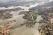 Sydney,Australia,from the air