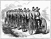 Military multicycle