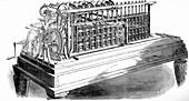 Scheutz's calculating machine