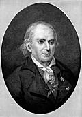 William Bartram,American naturalist