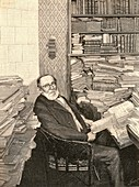 Rudolph Virchow,German pathologist