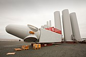 The Walney Offshore Wind farm