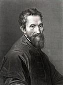 Michelangelo,Italian artist