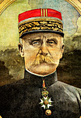 Philippe Petain,French general