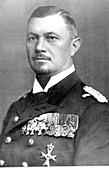 Reinhard Scheer,German admiral