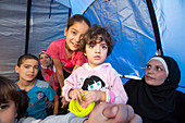 Syrian refugees,Greece