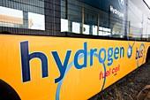 Hydrogen bus,Reykjavik,Iceland