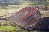 Grabrokarfell crater,Iceland
