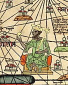 Mali Empire,14th-century Catalan Atlas