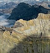 Dent de Morcles,Waadtland,Switzerland