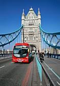 Hydrogen fuel cell bus,London,UK