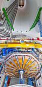 ATLAS detector,CERN,Switzerland