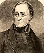 Henry Thomas de la Beche,geologist