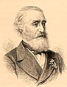 George Julius Poulett Scrope,geologist